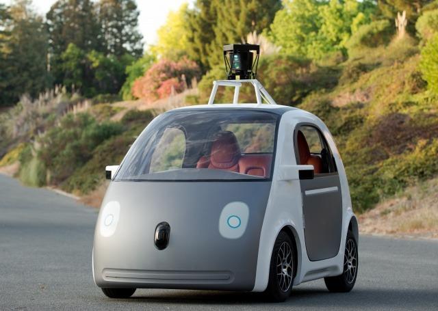 2009 Google Self Driving Prototype