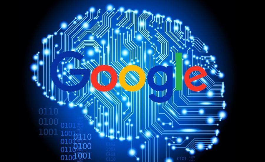2012 Concept de chat GoogleBrain