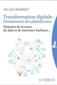 Transformation digitale - l'avènement des plateformes